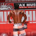 David  Breaux - IFBB Mile High Pro 2014 - #1