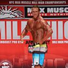 Matt  Pattison - IFBB Mile High Pro 2014 - #1