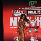 Roxie  Beckles - IFBB Mile High Pro 2014 - #1