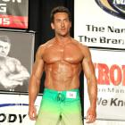 Tony  Morris - NPC West Coast Classic 2011 - #1