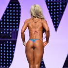 Taylor  Bentson - IFBB Olympia 2012 - #1