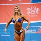 Julie  Oftedal - IFBB Nicole Wilkins Fitness  Championships 2014 - #1