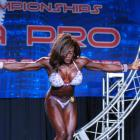 LaDrissa  Bonivel - IFBB Wings of Strength Tampa  Pro 2016 - #1