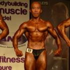 Angus  Tantyo - Sydney Natural Physique Championships 2011 - #1