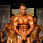 Michael  Pearson - Sydney Natural Physique Championships 2011 - #1