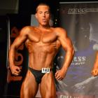 Joshua  Steele - Sydney Natural Physique Championships 2011 - #1