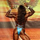 Twana  Barnett-Ferguson - IFBB Wings of Strength Tampa  Pro 2015 - #1