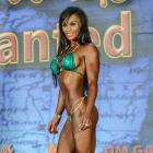 Kenea  Yancey - IFBB Wings of Strength Puerto Rico Pro 2016 - #1