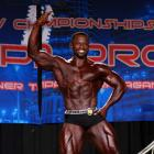 Saiid  Tejan-Kamara - IFBB Wings of Strength Tampa  Pro 2016 - #1