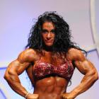 Debbie  Bramwell - IFBB Wings of Strength Tampa  Pro 2010 - #1