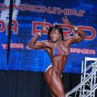 Leonie  Rose - IFBB Wings of Strength Tampa  Pro 2016 - #1