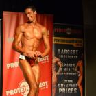 Tony  Ripoll - Sydney Natural Physique Championships 2011 - #1