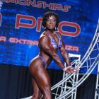 Nathalee  Thompson - IFBB Wings of Strength Tampa  Pro 2016 - #1