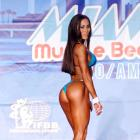 Romina  Basualdo - IFBB Miami Muscle Beach 2017 - #1