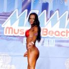 Dianet  Pereda - IFBB Miami Muscle Beach 2017 - #1