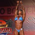 Melody  Spetko - IFBB Wings of Strength Tampa  Pro 2014 - #1