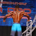 Tonnell  Rodrigue - IFBB Wings of Strength Tampa  Pro 2016 - #1