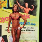 Jennifer  Mullen - NPC Natural Indiana 2015 - #1