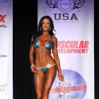 Abigail  Burrows - IFBB Pacific USA 2012 - #1