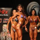 Barbara  Jozwiak - NPC Kentucky Muscle 2012 - #1