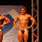 Warren  Blosser - NPC Kentucky Muscle 2011 - #1