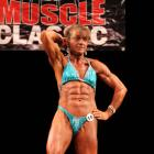 Nora  Justice - NPC Rx Muscle Classic Championships 2013 - #1