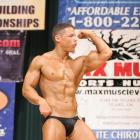Kenneth   Bartels - NPC MaxMuscle Vancouver Natural  2010 - #1