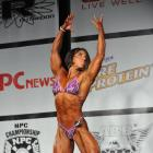 Gillian  Ward - IFBB North American Championships 2014 - #1