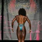 Teela  Thompson - IFBB Wings of Strength Chicago Pro 2014 - #1