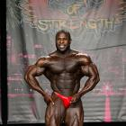 Mboya   Edwards - IFBB Wings of Strength Chicago Pro 2014 - #1