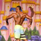 Travales  Blount - IFBB Europa Show of Champions Orlando 2017 - #1