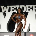 Brittany  Campbell - IFBB Olympia 2018 - #1