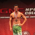 Bill  Hillen - NPC GNC Natural Colorado Open Championships 2011 - #1
