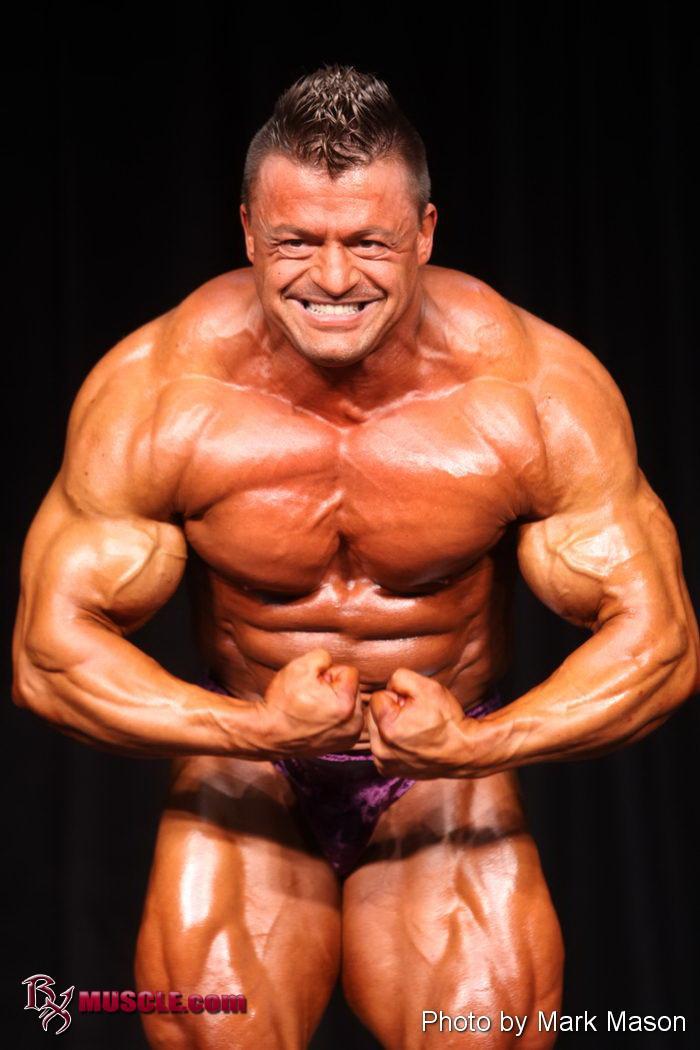 Cvetko  Stojmenovski - IFBB Toronto Pro Supershow 2011 - #1
