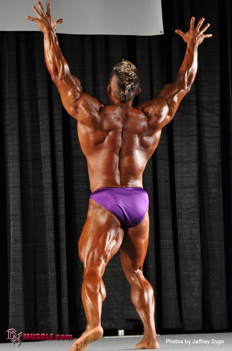 Cvetko  Stojmenovski - IFBB John Simmons Pro 2010 - #1