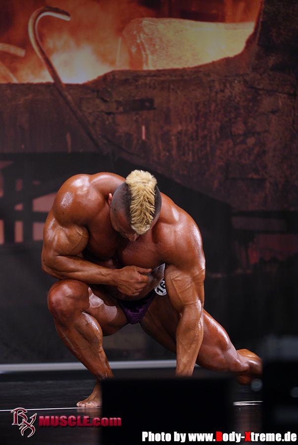 Cvetko  Stojmenovski - IFBB FIBO Power Pro Germany 2011 - #1