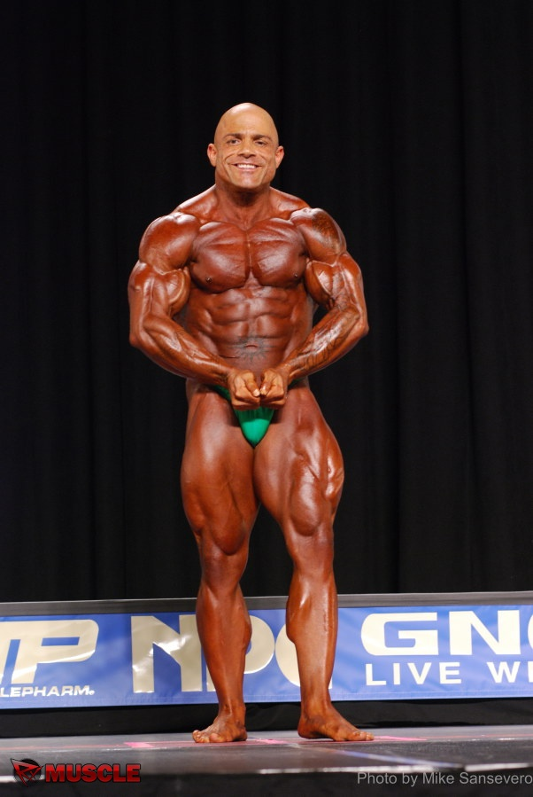 Patrick  Gourdet - NPC Nationals 2016 - #1